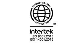 高い品質管理体制ISO9001認証