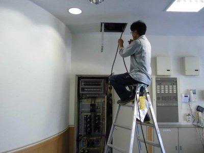 ③電源配線工事2